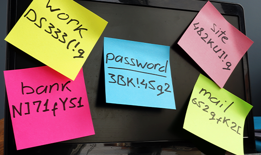 End of Passwords